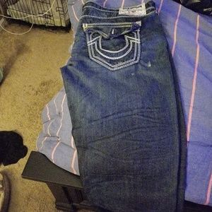 True Relgion Jean's size 44 mens